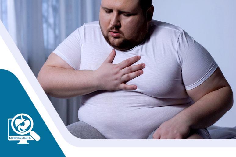 الوزن الزائد و تأثيره علي حياتك